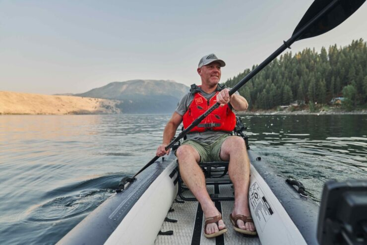 Best PFD's For Kayaking