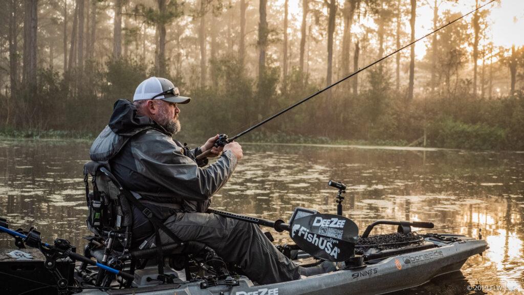 Fishing Kayak for Big Guys