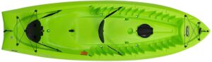 Kokanee Sit-On-Top Kayak, Lime